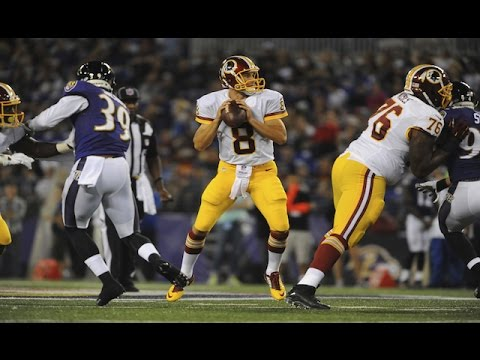 Joe Theismann Discusses the Future of Kirk Cousins in Washington - 03/01/2017