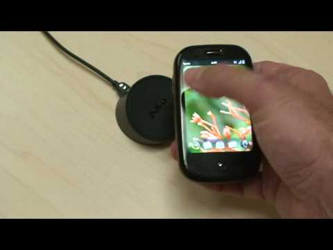 "Palm Pre ""Touchstone"" Magnetic Induction, Wireless Charging Kit"