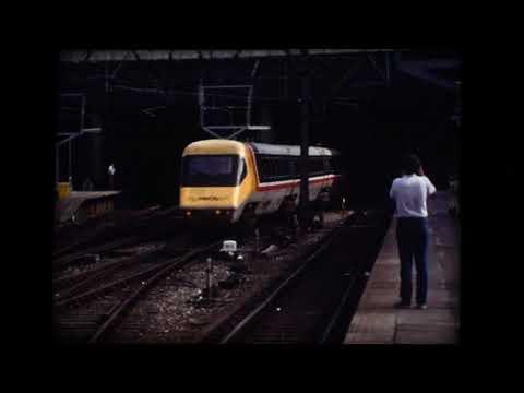 APT-P - BR's Advanced Passenger Train