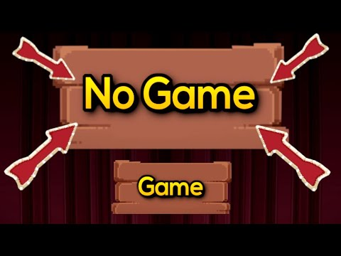 There Is No Game?
