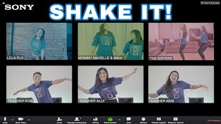 Shake Nation | Sony Shake x70D | Live Love Party