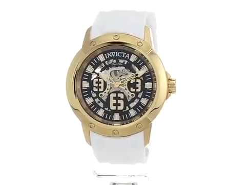 Invicta Mens Objet D'art Automatic Stainless Steel Watch | Mimi's On Main