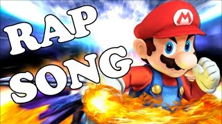 SUPER SMASH BROS. 4 RAP SONG!
