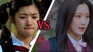 K-dramas: Then VS Now