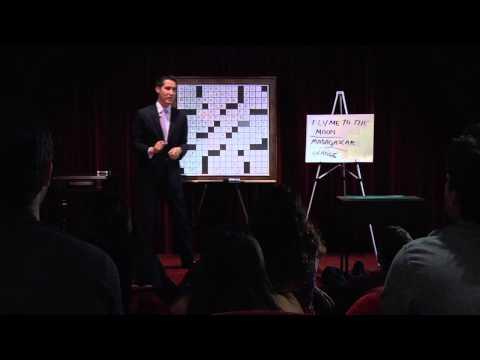 David Kwong - Crossword Trick