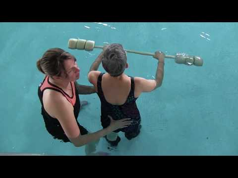 Aquatic Therapy For Spinal Cord Injury