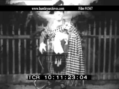 Harry Lauder, I Love a Lassie. Archive film 91567