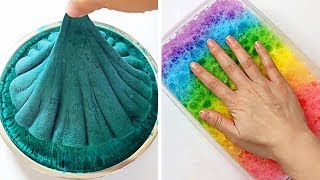 Relaxing Slime Compilation ASMR | Oddly Satisfying Video #40