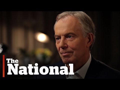 Tony Blair on Trump's Election Win