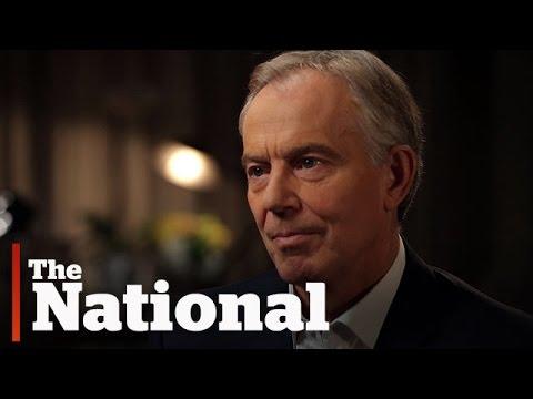 Tony Blair on Trump's Election Win