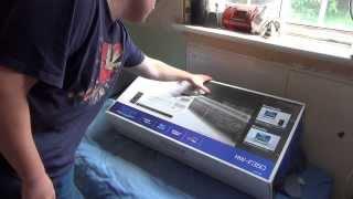samsung hw f350 40 inch soundbar 3d sound plus unboxing