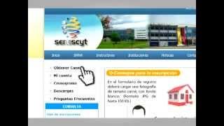 Instructivo de inscripción ENES noviembre 2012.
