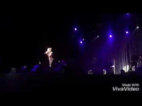 Morissette Amon-Stone Cold by Demi Lovato (shortclip) Chumash Casino Resort CA