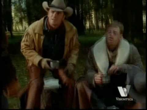Yannick Bisson  Nothing too Good for a Cowboy  Home is the Hero 15