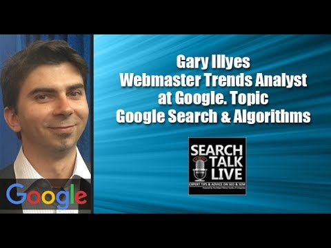 Interview Gary Illyes WTA at Google. Topic Google Search & Algorithms