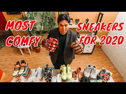 TOP 10 MOST COMFORTABLE SNEAKERS TO BUY IN 2020