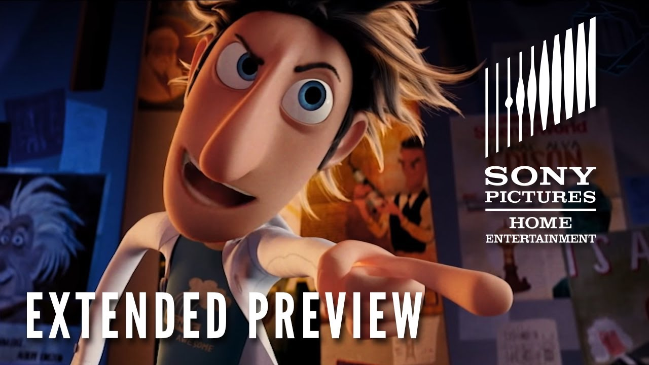 Download CLOUDY WITH A CHANCE OF MEATBALLS – Extended Preview – Now on Digital
