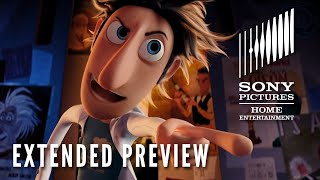 CLOUDY WITH A CHANCE OF MEATBALLS – Extended Preview – Now on Digital