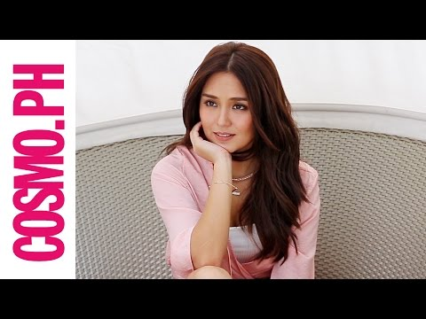 Cosmo Kicks Off 2017 With Kathryn Bernardo On The Cover