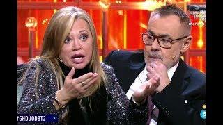 Belén Esteban, muy clara y directa con Fede: ''Te has aprovechado de Ylenia''