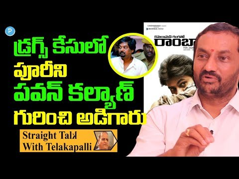 BJP Leader Raghunandan Rao about Pawan Kalyan || Straight Talk with Telakapalli
