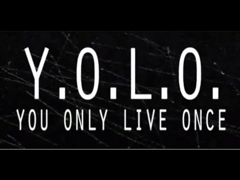 YOLO - You Only Live Once - Islamic Reminder Series - YouTube  |You Only Live Once Drawing