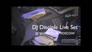 Dj Disciple Live Set In Moscow Russia... @ www.OfficialVideos.Net