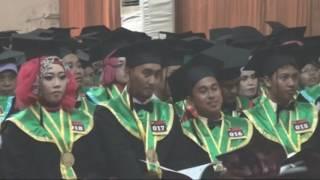Wisuda Ke 54 IKIP Veteran Semarang 2016 (Part 2)