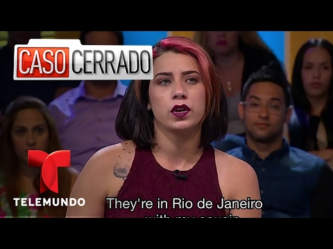 Caso Cerrado | She Sold Her 6 Year Old Daughters Into Prostitution? 😱  | Telemundo English