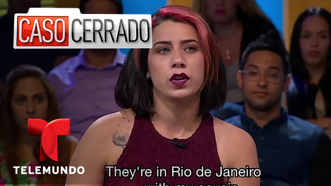 Caso Cerrado She Sold Her 6 Year Old Daughters Into Prostitution Telemundo English Youtube