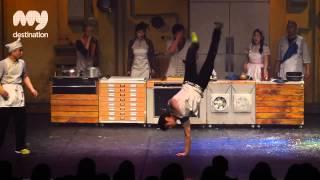 Non-Verbal Performance Delicious Musical BIBAP