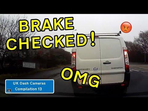 UK Dash Cameras - Compilation 14 - 2019 Bad Drivers, Crashes + Close Calls