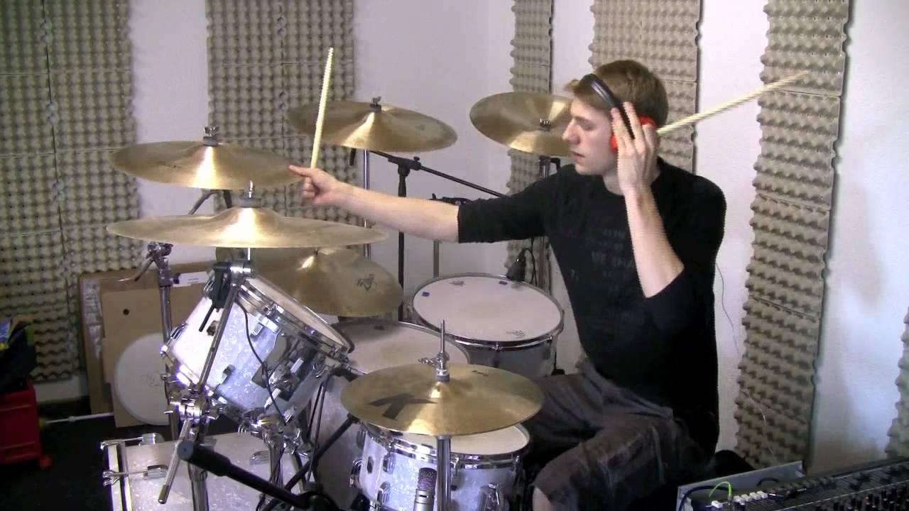 Green Day Boulevard Of Broken Dreams Drum Cover - YouTube