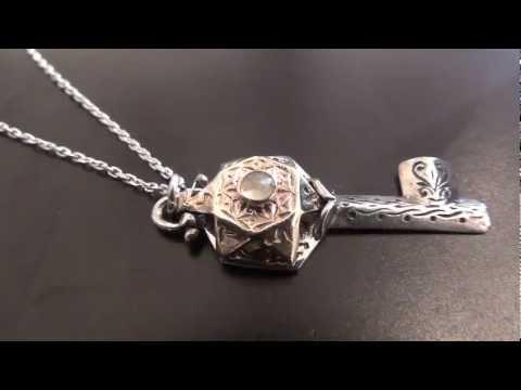 Kabbalah charm for Prosperity and Success by HaAri Kabbalah Jewelry