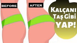Kalça-Baseni Taş Gibi Yapmak Istiyorsan, Yap Geç 😎| Hips & Butt Workout