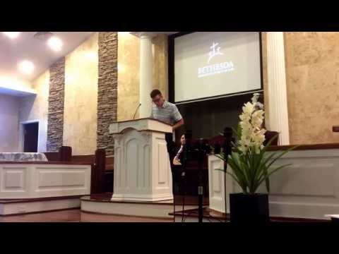 Andrew Lazar  Biserica Bethesda  Denver NC