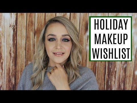 Holiday 2017 Makeup/Sephora Wishlist & Mini Sephora Holiday Preview Haul | DreaCN