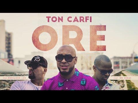 Ore - Ton Carfi - História de Davi [feat. Pregador |Luo e Mr Vegas]