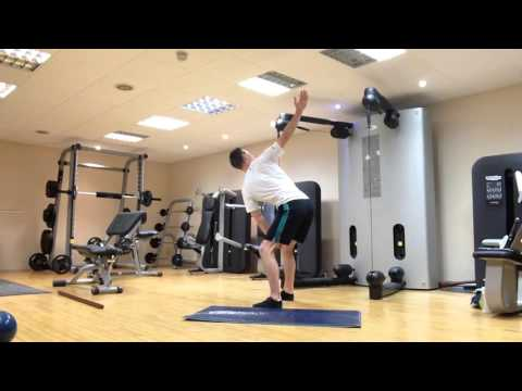 Golf Fitness: Trunk Rotation Exercises