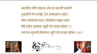 "Title song of Marathi TV Serial - ""Unch Maza Zoka"" (उंच माझा झोका) on Keyboard - Yogesh Godbole"