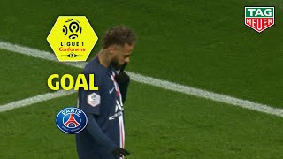 Goal NEYMAR JR (85' pen) / Paris Saint-Germain - FC Nantes (2-0) (PARIS-FCN) / 2019-20
