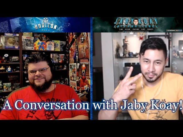 Creator Spotlight Ep 6 - A Conversation with Jaby Koay!
