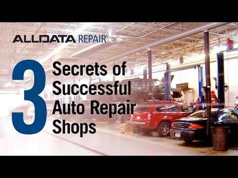 Webinar - 3 Secrets of Successful Auto Repair Shops - HD