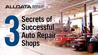Webinar - 3 Secrets of Successful Auto Repair Shops - HD