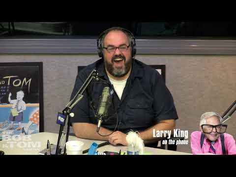 The BOB & TOM Show - Back To School Tips with Larry King