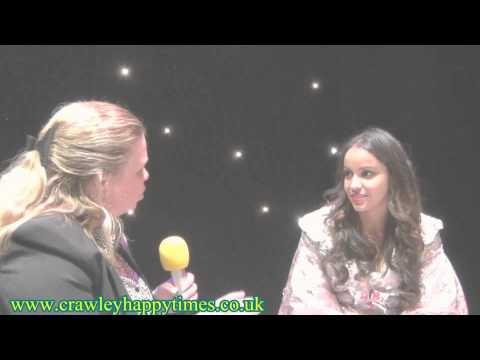 Helen Kurup - Aladdin 2012 Crawley