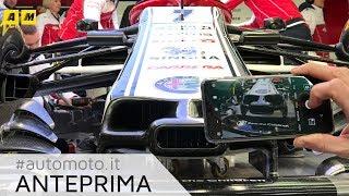 Alfa Romeo Racing C38 | Ecco la F1 2019