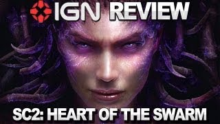 IGN Reviews - StarCraft II: Heart of the Swarm Video Review