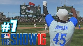 michael jordan grand slam   mlb the show 16   diamond dynasty 7