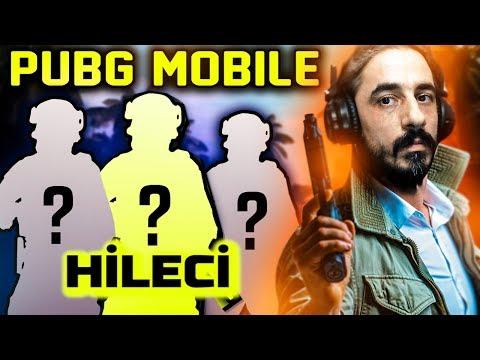 RASTGELE TAKIMA HİLECİ GELDİ !! - PUBG Mobile Hile Sorunu